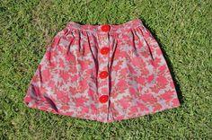 Hopscotch Skirt