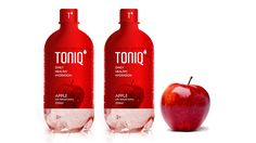 Clean bright packaging - Toniq Health Drink on Packaging of the World - Creative Package Design Gallery