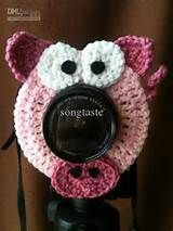 free camera lens crochet pattern - - Yahoo Image Search Results