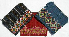 jat embroidery - India