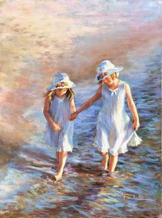 Kathy Fincher, a painter of Children | Tutt'Art@ | Pittura * Scultura * Poesia * Musica |