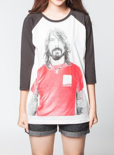 a4d60e04f 12 Best Foo Fighters T-Shirts & Merchandise images | Foo Fighters ...