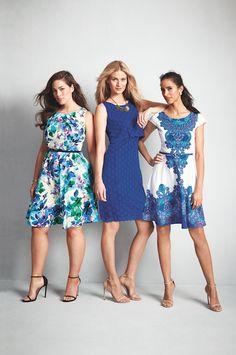 Hues of Blue | DRESSBAR