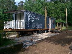8×32 Tiny House on Wheels Conversion