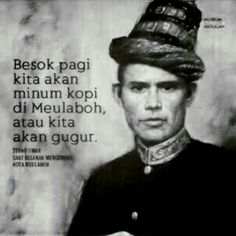 Quotes By Famous People, People Quotes, Real Hero, My Hero, Quotes Indonesia, Historical Images, Dance Art, Archipelago, Islamic Quotes