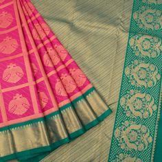 Buy Online Kanchipuram Silk Saris Subhashini - one stop destination for shopping at Best Prices in India. Kanjipuram Saree, Kalamkari Saree, Saree Dress, Anarkali, Bridal Silk Saree, Organza Saree, Saree Wedding, Silk Saree Kanchipuram, Silk Sarees
