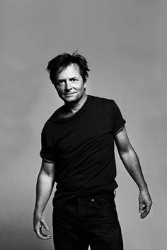 Michael J. Fox by Bryan Adams