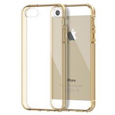 iPhone SE Case, JETech Apple iPhone 5/5S/SE Case Bumper Cover Shock-Absorption B    eBay