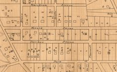Map of North Columbia Heights in 1885 http://j.mp/1QVGAqO