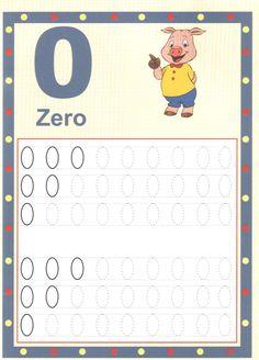 Ensinando com Carinho: Caligrafia com os Números