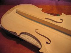 how to build a violin bow rehairing jig | The Making of a 5-String Violin-Gallery 3