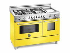 48 Six-Burner Electric Ovens, Self-Clean   Professional Series   Ranges   Bertazzoni