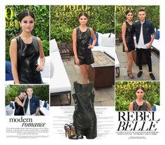 """Selena Gomez.   Polo presentation NYFW."" by sarahutcherson ❤ liked on Polyvore featuring мода"