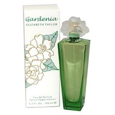 GARDENIA ELIZABETH TAYLOREAU DE PARFUM SPRAY 3.3 oz / 100 ml