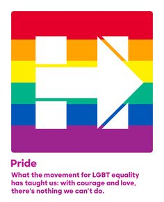 Happy Pride Month.