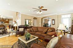 Living Room #livingroom #dreamhouse #stephenscityva #dreamweaverteam