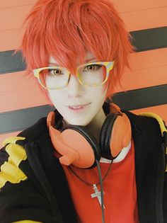 707 ❤️ Mystic MessengerCosplay