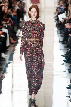 Tory Burch's 5 best looks from her Fall 2014 collection. See more here!
