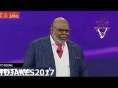 TD JAKES - #If you keep your habit - Things do not change!
