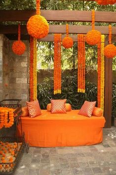 Haldi Ceremony Decoration Done By Our Team Marriage Decoration, Wedding Stage Decorations, Diwali Decorations, Flower Decorations, Mehndi Ceremony, Haldi Ceremony, Mehndi Stage, Wedding Mandap, Wedding Entrance