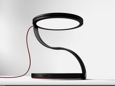 Modern and Unique Table Lamp in Number 8 Shape - 8light