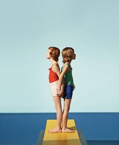 David Hockney Photography #KidsFashionPhotography