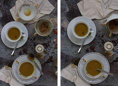jessica cox | turmeric chai tea