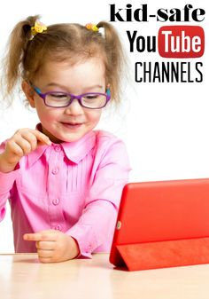 My daughter hasn't watched regular television in over six months. It's all YouTube all the time, and it's hard to find kid safe YouTube channels.
