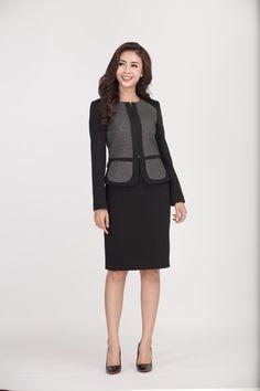 Vest Classic Outfits, Peplum Dress, Vest, Dresses, Style, Fashion, Vestidos, Swag, Moda