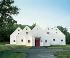 Hugh Newell Jacobsen / Architectural Digest
