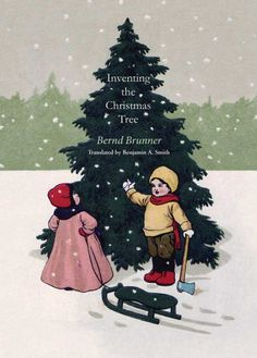 Inventing the Christmas Tree by Bernd Brunner http://www.amazon.com/dp/0300186525/ref=cm_sw_r_pi_dp_xvwXvb1XBGFWY