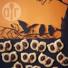 Biscoito corujinha @ allrecipes.com.br