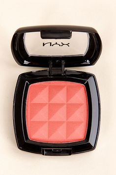 871ce53592 Sweep your cheekbones with the NYX Mocha Powder Blush and watch this  stunning shade enhance your natural glow!