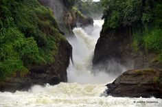 Cataratas Murchison Falls