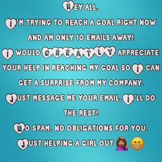 Completely FREE and no obligations. But I get a surprise if I reach my goal TONIGHT!  please help me   #thrive #fitness #public #model #opportunity #workfromhome #sharingiscaring #thrivingnotsurviving #bussinessopportunity #thriveexperience #jointsupport #nutritionalsupplement  #nutrition #supplements #directsales #singleparent #qualityoflife #lifechanging #thriving #thrivepromoter #thrivelife #energy #thrivewithme #beyourownboss #healthylifestyle #thriveforfree #alwaysthriving…