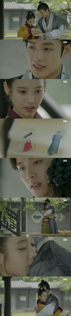 [Spoiler] Added episode 9 captures for the Korean drama 'Scarlet Heart: Ryeo' Scarlet Heart Ryeo, Kdrama, Kang Haneul, Hong Jong Hyun, Drama 2016, Wang So, Drama Fever, Joo Hyuk, Japanese Drama