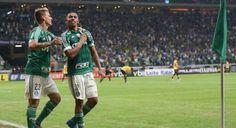 Campeonato Paulista - Palmeiras 2 x 0 São Bernado (foto:Marcelo Machado de Melo/fotoarena)