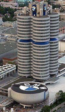 Musée et Monde BMW à Munich