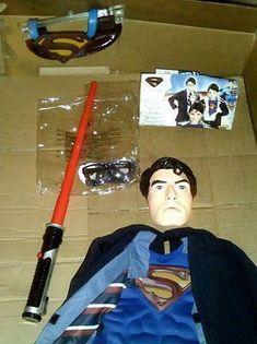 Electronics, Cars, Fashion, Collectibles, Coupons and Superman Costumes, Boy Costumes, Halloween Costumes, Clark Kent, Dc Comics, Disney Princess, Medium, Disney Characters, Boys