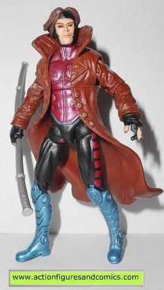 marvel universe GAMBIT x-men origins wolverine movie action figures