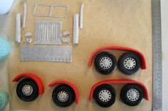 Tires and Wheel Wells