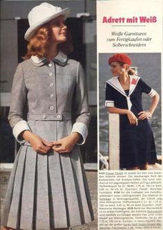 1972, Burda moden