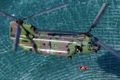 CH47 Chinook - Republic of Korea