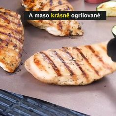 Clean Grill, Bbq Grill, Infrared Grills, Perfect Grill, Grilled Meat, Cool Items, Cool Kitchens, Bacon, Food And Drink