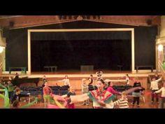Grade 1 Chinese Ribbon Dancing