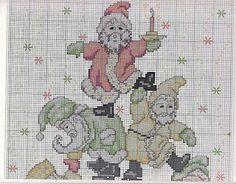 Santa tree chart 1