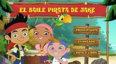 JAKE  y el mundo jamas - El baile pirata de Jake SUSCRIBETE / SUBSCRIBE https://www.youtube.com/user/DISNEYWORLDES