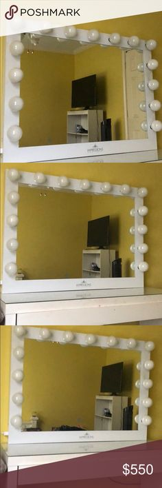 les 25 meilleures id es de la cat gorie miroir avec ampoule ikea sur pinterest vanity set. Black Bedroom Furniture Sets. Home Design Ideas