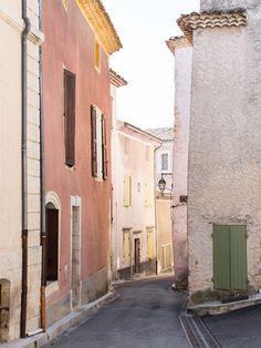 Provence: Crillon-Le-Brave - Cereal