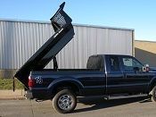 Convert your full size bed pickup truck into a dump truck with Bri-Mar's dump insert. Tilt Trailer, Deck Over, Equipment Trailers, Steel Deck, Dump Trailers, Compact Tractors, Landscape Materials, Entry Level, Heavy Equipment